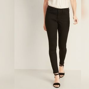 Old Navy Mid-rise Curvy Skinny Jeans